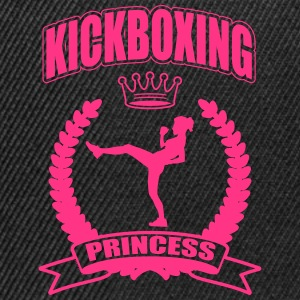 kickboxing princess Tee shirts - Casquette snapback