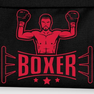 Boxer T-Shirts - Kids' Backpack