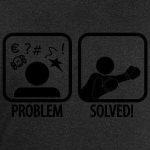 problem solved boxing T-Shirts - Men's Sweatshirt by Stanley & Stella