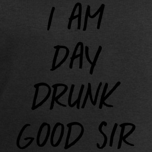 I am day drunk good sir Tee shirts - Sweat-shirt Homme Stanley & Stella