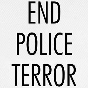 End police terror Tee shirts - Casquette classique