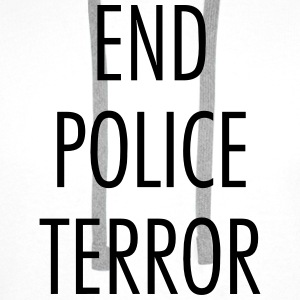 End police terror T-Shirts - Men's Premium Hoodie