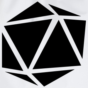 Icosahedron T-Shirts - Drawstring Bag