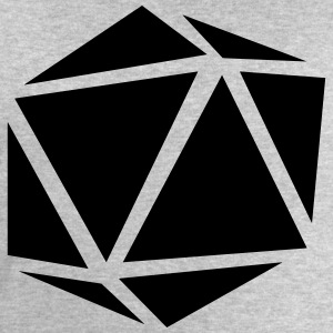 Icosahedron T-Shirts - Men's Sweatshirt by Stanley & Stella