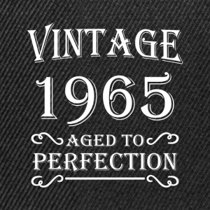 Vintage 1965 - Aged to perfection T-shirts - Snapbackkeps