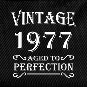 Vintage 1977 - Aged to perfection Tee shirts - Sac à dos Enfant