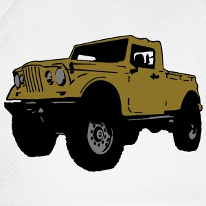 M715 Monster Pick up Offroad T-Shirts - Baseballkappe