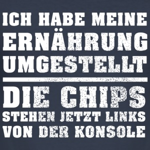 Links von der Konsole Pullover & Hoodies - Männer Slim Fit T-Shirt