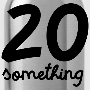 20 Something T-Shirts - Trinkflasche