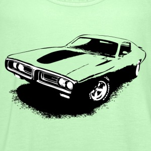 Charger Musclecar T-Shirts - Women's Tank Top by Bella
