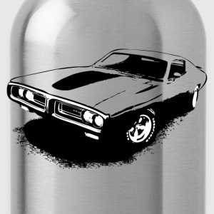 Charger Musclecar T-Shirts - Water Bottle