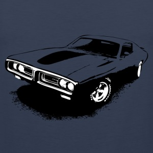 Charger Musclecar T-Shirts - Men's Premium Tank Top
