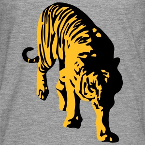 Tiger - tigre Tee shirts - T-shirt manches longues Premium Homme