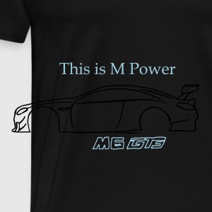 M Power - Männer Premium T-Shirt