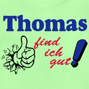 Thomas find ich gut T-Shirts - Baby T-Shirt