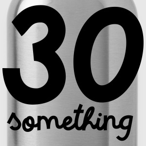 30 Something T-Shirts - Trinkflasche