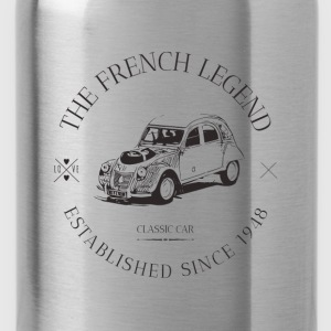 CITROEN 2CV FRENCH CAR Tee shirts - Gourde