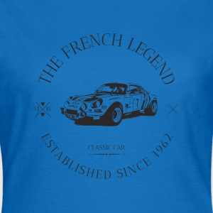 ALPINE RENAULT A110 FRENC Sweat-shirts - T-shirt Femme