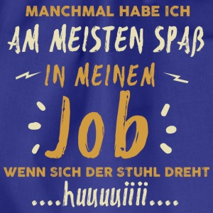 Spass im Job T-Shirts - Turnbeutel