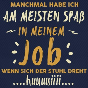 Spass im Job T-Shirts - Baseballkappe
