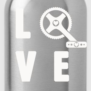 Love Cycling - Water Bottle