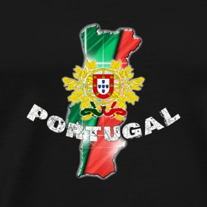 Mug Portugal  - Men's Premium T-Shirt