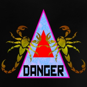 Danger - Retro Design Shirts - Baby T-Shirt