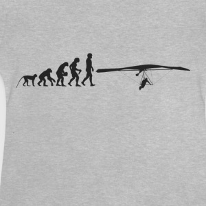 Paragliding Evolution Manga larga - Camiseta bebé