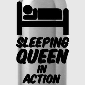Sleeping Queen Tops - Trinkflasche
