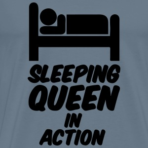 Sleeping Queen Tops - Men's Premium T-Shirt