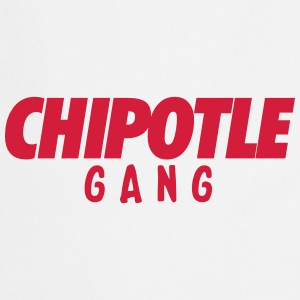 Chipotle gang Tee shirts - Tablier de cuisine