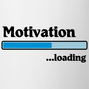 Motivation loading T-shirts - Kop/krus