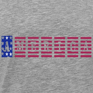 America Hoodies & Sweatshirts - Men's Premium T-Shirt