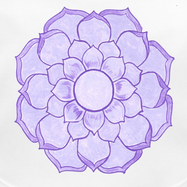 Lauren's Lotus Flower Mandala