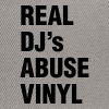 REAL DJ's ABUSE VINYL Caps & Hats - Snapback Cap