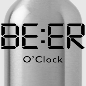 Beer o clock T-Shirts - Water Bottle