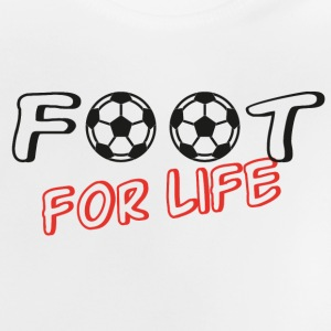 Foot for life Shirts - Baby T-shirt