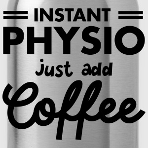 Instant Physio - Just Add Coffee Koszulki - Bidon