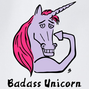 Badass Unicorn Mugs & Drinkware - Drawstring Bag