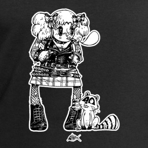 Candy was a punk Tee shirts - Sweat-shirt Homme Stanley & Stella