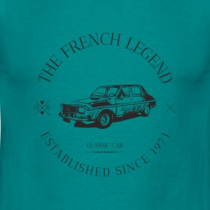RENAULT R12 GORDINI FRENCH CAR Sweat-shirts - T-shirt Homme