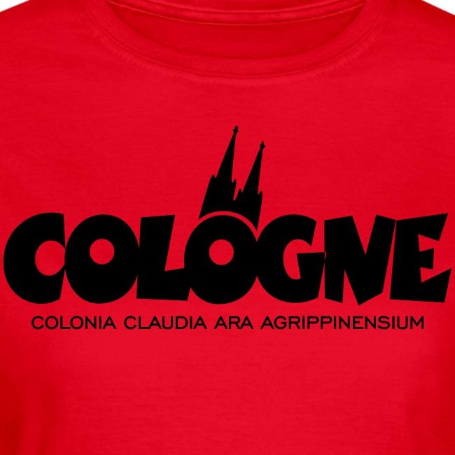 Cologne Colonia Claudia Ara Agrippinensium (Schwarz) Köln Römisch