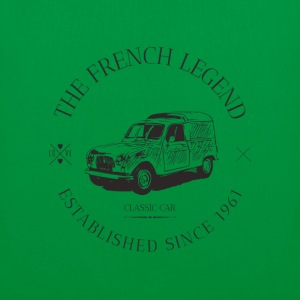 RENAULT 4L FRENCH CAR Sweat-shirts - Tote Bag