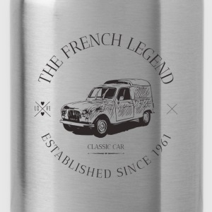 RENAULT 4L FRENCH CAR Sweat-shirts - Gourde