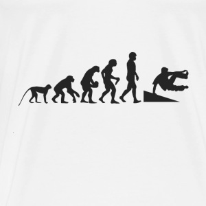 Inliner evolution Bags & Backpacks - Men's Premium T-Shirt