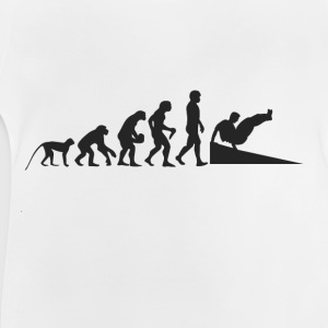 Parcour Evolution Shirts - Baby T-Shirt
