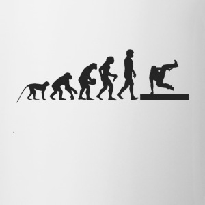B-Boy Evolution Tröjor - Mugg