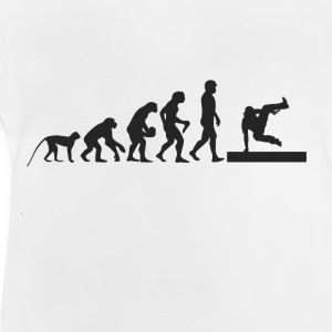 B-Boy Evolution Camisetas - Camiseta bebé