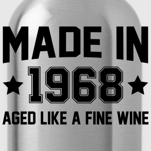 Made In 1968 Aged Like A Fine Wine T-Shirts - Water Bottle