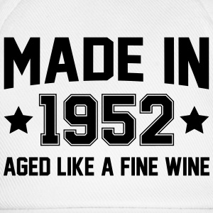 Made In 1952 Aged Like A Fine Wine T-Shirts - Baseball Cap